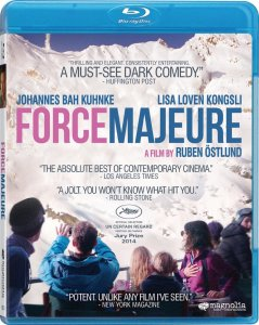 Force Majeure Blu-Ray Box Cover Art
