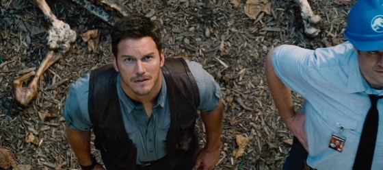 Jurassic World Trailer Super Bowl XLIX