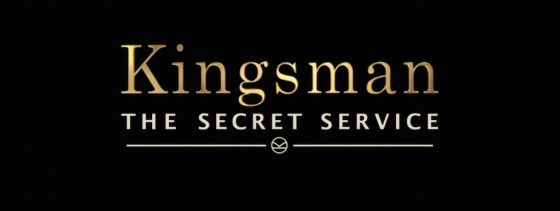 Kingsman The Secret Service Movie Title Logo