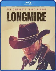Longmire Blu-Ray Box Cover Art