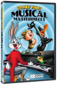 Looney Tunes Musical Masterpieces  DVD Box Cover Art