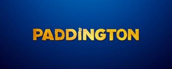 Paddington Movie Title Logo