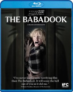 The Babadook Blu-ray Box Cover Art
