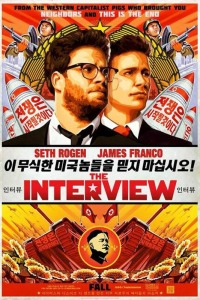 The Interview Blu-Ray Release