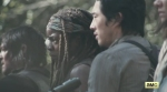 The Walking Dead Season 5 Part 2 Michonne and Glenn