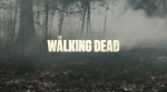 The Walking Dead Title Logo