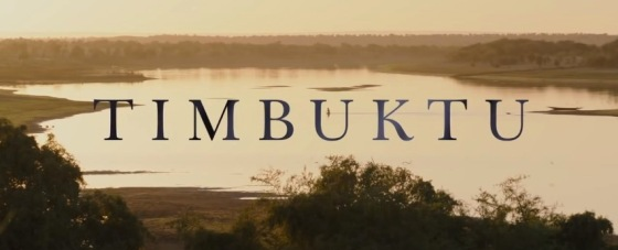 Timbuktu Title Movie Logo