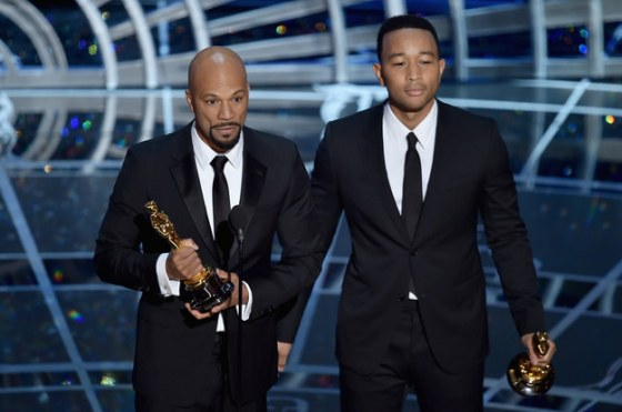 Common and John Legend Selma Glory Oscars