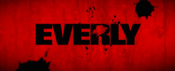 Everly Title Movie Logo