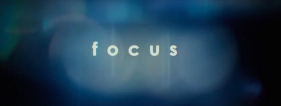 Focus 2015 Movie Title Logo