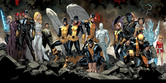 Fox Sets its Sights on a Live-Action 'X-Men' Television Series