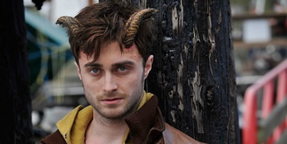 Horns Movie Daniel Radcliffe Netflix