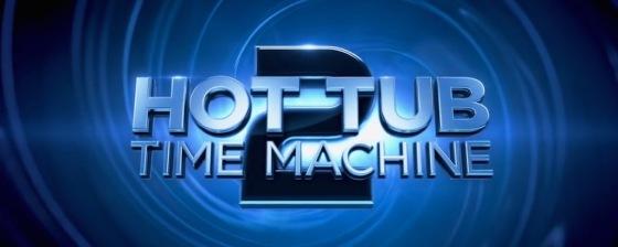 Hot Tub Time Machine 2 Title Movie Logo