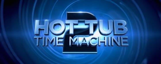 Hot Tub Time Machine 2 Title Movie Logo