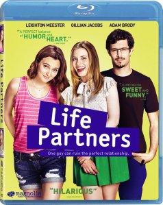 Life Partners Blu-Ray Box Cover Art