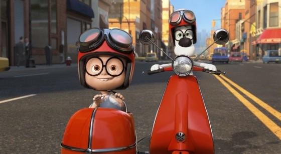 Mr. Peabody and Sherman Netlix DreamWorks Movie