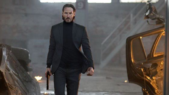 Now Available to Own John Wick, The Best of Me, Porco Rosso, and More
