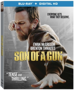 Son of a Gun Blu-Ray Box Cover Art