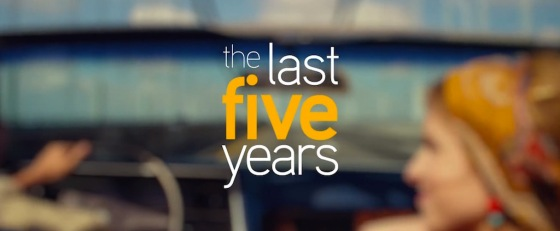 The Last Five Years Movie Title Logo