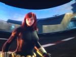 The Marvel Experience San Diego Black Widow