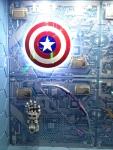 The Marvel Experience San Diego Captain America Shield