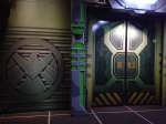 The Marvel Experience San Diego Door