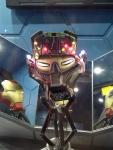 The Marvel Experience San Diego Iron Man Helmet