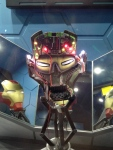 The Marvel Experience San Diego Iron Man Helmet