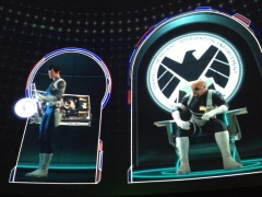 The Marvel Experience San Diego Maria Hill