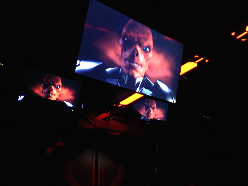The Marvel Experience San Diego Red Skull 2
