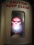 The Marvel Experience San Diego Red Skull Locked Up