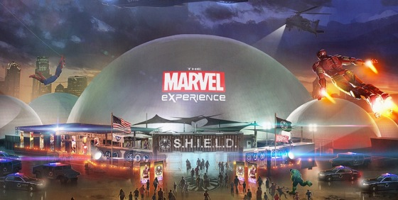 The Marvel Experience San Diego Review