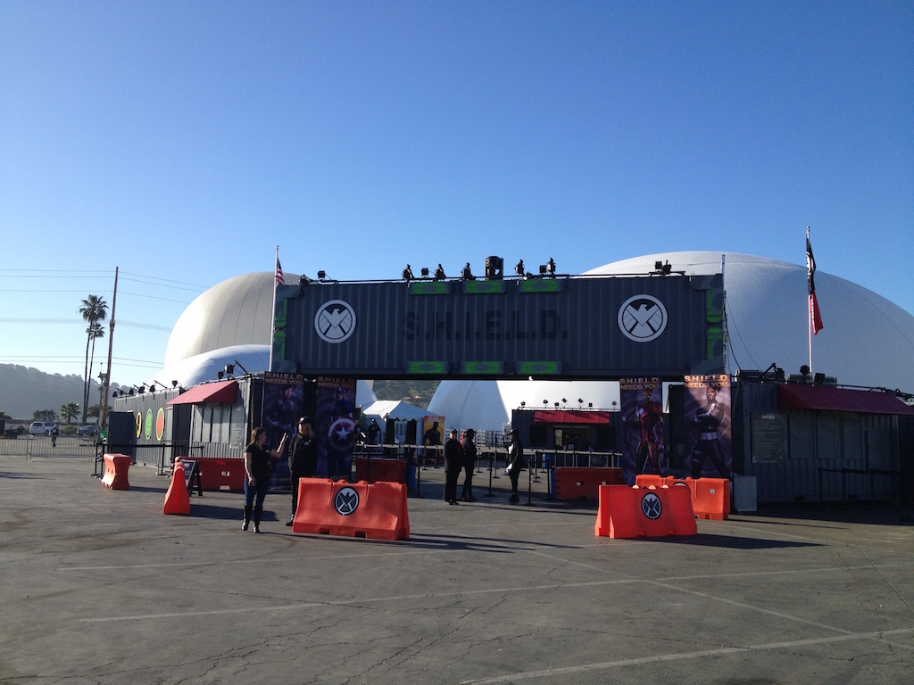 The Marvel Experience San Diego SHIELD