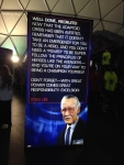 The Marvel Experience San Diego Stan Lee Banner