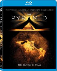 They Pyramid 2014 Movie Blu-ray Box Cover Art