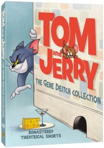 Tom and Jerry The Gene Deitch Collection