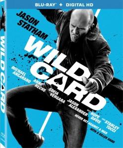 Wild Card Blu-Ray Box Cover Art