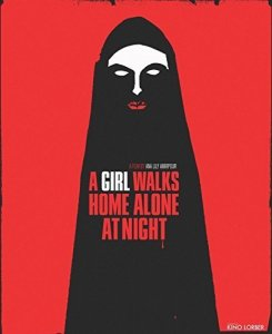 A Girl Walks Home Alone at Night Box Cover Art