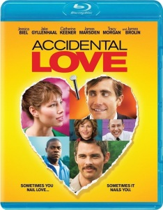 Accidental Love Blu-Ray Box Cover Art