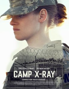 Camp X-Ray Movie Blu-Ray Box Cover Art