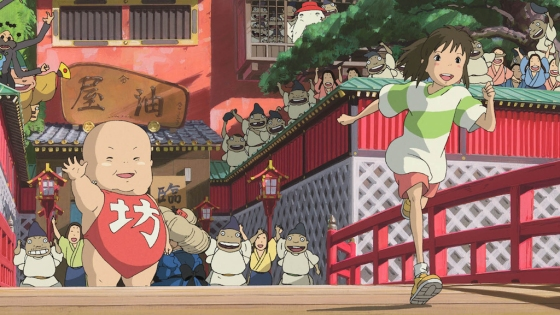 Coming Soon to Blu-Ray and DVD Spirited Away, Fifty Shades of Grey, Black or White, and More
