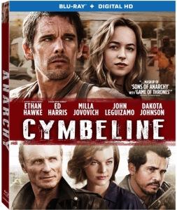 Cymbeline Blu-Ray Box Cover Art