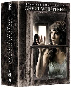 Ghost Whisperer DVD Box Cover Art