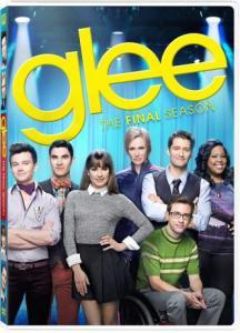 Glee The Final Season DVD Box Cover Art