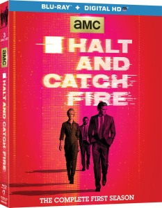 Halt and Catch Fire Blu-ray Box Cover Art
