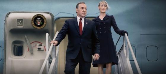 House of Cards Season 3 On Netflix