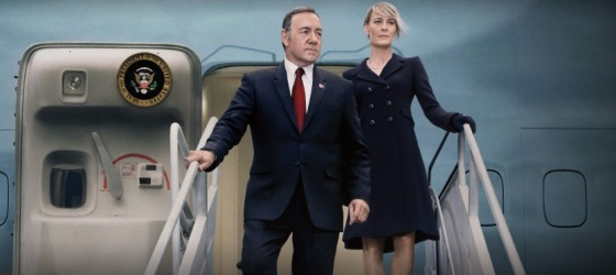 House of Cards Season 3 On Netflix