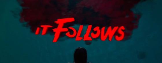 It Follows Horror Movie Title Logo
