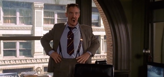 J.K. Simmons Set to Return as J. Jonah Jameson in Sony-Marvel Studios' 'Spider-Man' Reboot