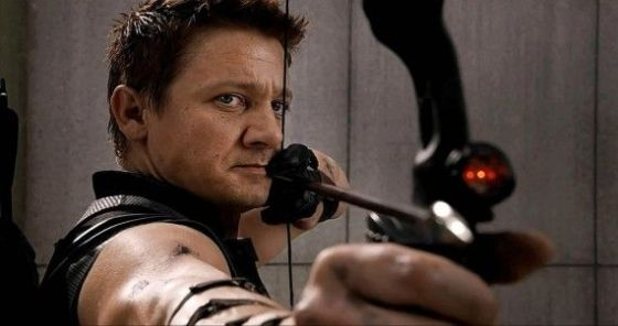 Hawkeye in Captain America: Civil War